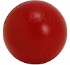 Jolly Pets Push-n-Play Ball Dog Toy Red - 35.5 cm