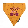 Mutt Of Course Good Boy Bandana - Large