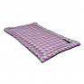 Mutt Of Course Water Color Pink & Green Mat - Small