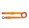 Zeedog Neopro Tangerine Dog Leash- Small