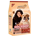Fekrix Chicken & Rice Adult Dog Food - 15 Kg