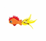 Petstages Feather Fish Cat Toy - 25 cm
