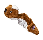 KONG Chase It Squirrel Dog Toy