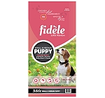 Fidele Small & Medium Breed Puppy Food - 15 kg
