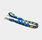 Zeedog Bart Simpson Ruff Dog Leash- Large