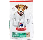 Hill\'s Science Diet Canine Dry Dog Food Puppy Small Bites Lamb Meal & Brown Rice Recipe - 12 Kg