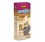 Vitapol Nut Smakers For Cockatiel Bird Food- 90 Gm