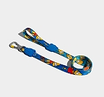 Zeedog Bart Simpson Dog Leash- Small