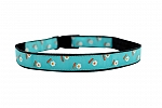 Mutt of Course Eggs & Bacon Collar for Dogs- Large