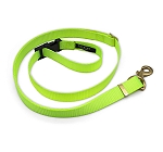 Forfurs Adjustable Protean All Breed Leash - Lime Green