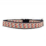 Mutt of Course Candy Barrr Collar for Dogs- Large