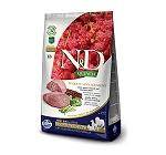Farmina N&D Dry Dog Food Grain Free Quinoa Weight Management Adult - 7 Kg