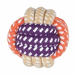 Trixie Rope Ball - 6 cm