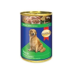 Smart Heart Dog Can Food Chicken and Veg - 400 gm