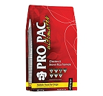 PRO PAC Ultimates Chicken & Brown Rice Formula Dry Dog Food - 2.5 kg