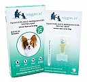 Wiggles Spot-on for Dogs (Upto 10 kg) - 1 x 0.67 ml