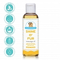 Papa Pawsome Shine O\' Fur Massage Oil for Dog - 100 ml