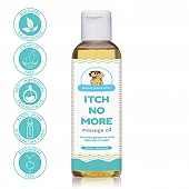 Papa Pawsome Itch No More Massage Oil for Dog - 100 ml