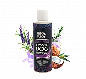Happy Puppy Organics Rinse n Shine Shampoo- 200 ml