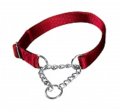 Trixie Dog Premium choke - Medium - 20 mm - Red