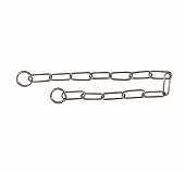 Trixie Dog Long Link Choke Chain Stainless Steel - Medium - 4.0 mm