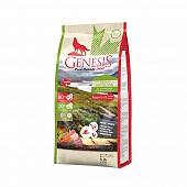 Genesis Pure Dry Dog Food High Land Puppy - 907 gm