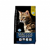 Matisse Neutered Adult Cat Food Salmon - 10 Kg
