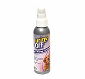 Urine Off Dog & Puppy Stain & Odour Remover - 118 ml