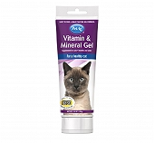 PetAg Vitamin & Mineral Gel Cat - 100 gm