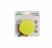 Basil TPR Squeaky Ball Dog Toy