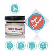 Papa Pawsome Soft Paws 100% Natural Paw Cream for Dog - 30 gm