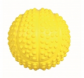 Trixie Sporting Ball Toy Yellow