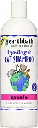 Earthbath Hypo-Allergenic Cat Shampoo - 472ml