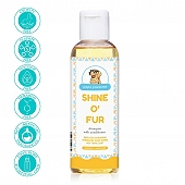 Papa Pawsome Shine O\' Fur Shampoo with Conditioner for Dog - 250 ml