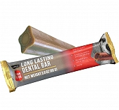 Goodies Long Lasting Dental Bar Salmon Flavor Dog Treat - Large