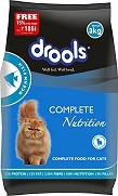 Drools Dry Cat Food Ocean Fish Kitten - 3 Kg