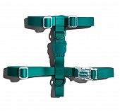 Zeedog Neopro Amazonia Dog H-Harness- Large