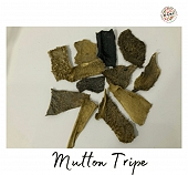 BARF Mutton Tripe Dog Treat - 60 gm