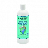 Earthbath Oatmeal and Aloe Conditioner With Vanilla and Almond - 472 ml