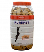 Drools Purepet Chicken Flavour Dog Treat - 500 gm
