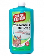 Simple Solution Cat Stain & Odor Remover - 1 Litre