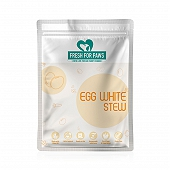 Fresh For Paws Egg White Stew - 100 gm