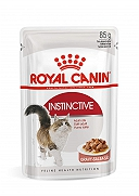 Royal Canin Instinctive Cat Food 85 gm - 12 Pouches