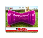 Outward Hound Bionic Opaque Bone Purple - Large