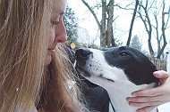 Heartwarming Story Of Cancer Survivor Tracy , Who Lost Her Dog Due To Cancer