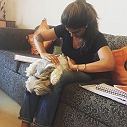 Here's How Gurgaon Resident Nisha Uses Bowen Therapy To Treat Doggies With Variety Of Health Problems