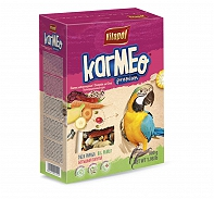 Vitapol Karmeo Premium Food For Big Parrots - 900 gm