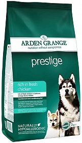 Arden Grange Adult Prestige Dog Food-2 kg