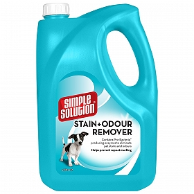 Simple Solution Dog Stain & Odor Remover - 4 Litres