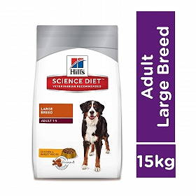 Hill's Science Diet Adult  Chicken And Barley Dry Dog Food - 15 Kg
